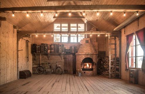 Swedish farmhouse fixer-upper lists for £357k