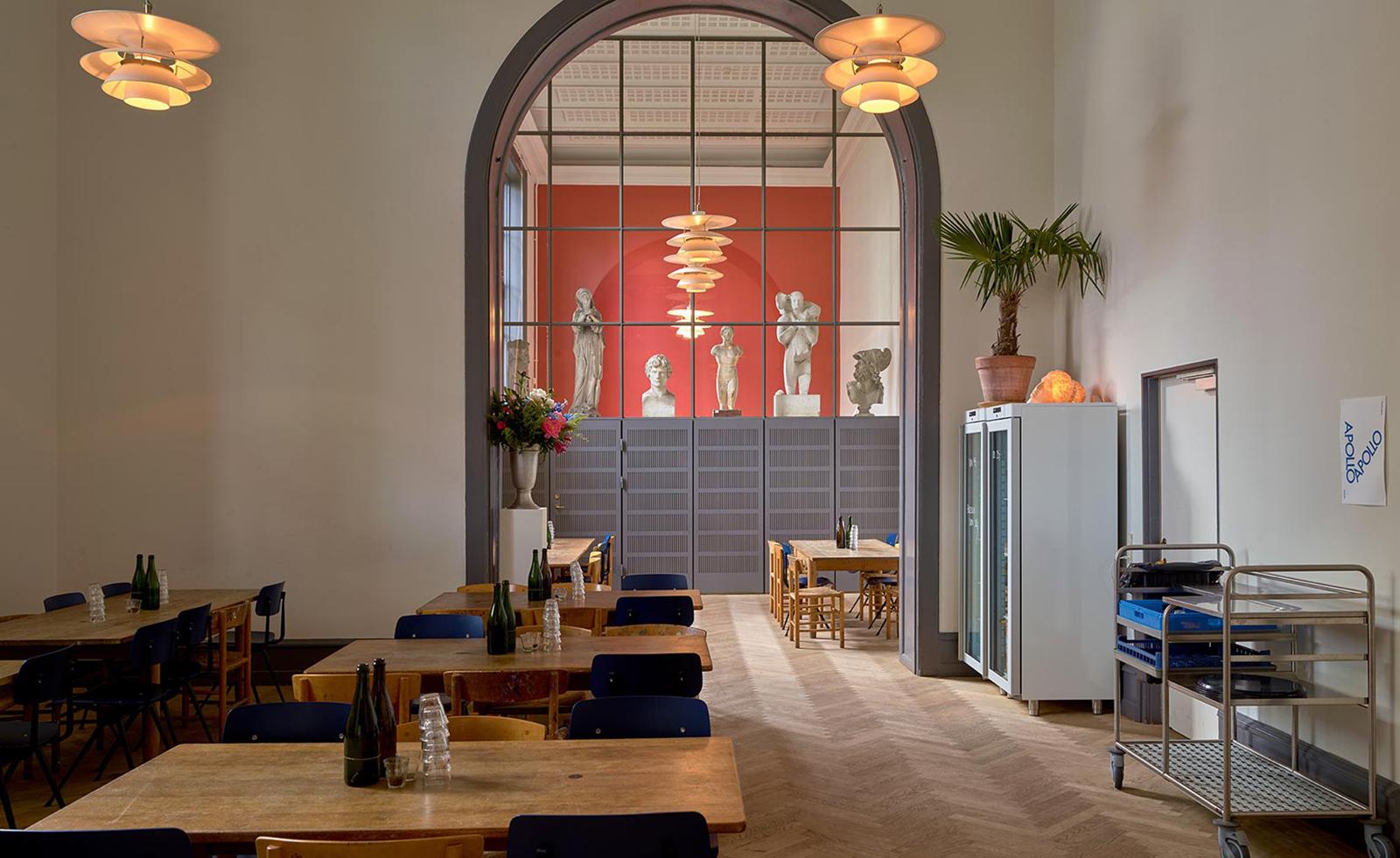 Apollo bar and restaurant