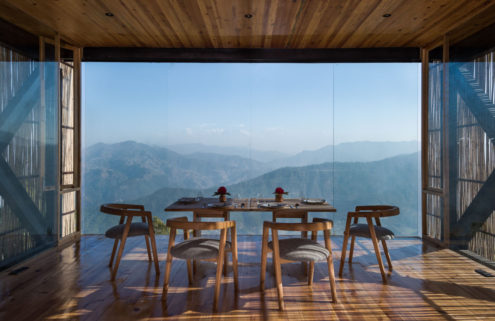 The Kumaon is a minimalist jungle retreat – with views of the Himalayas