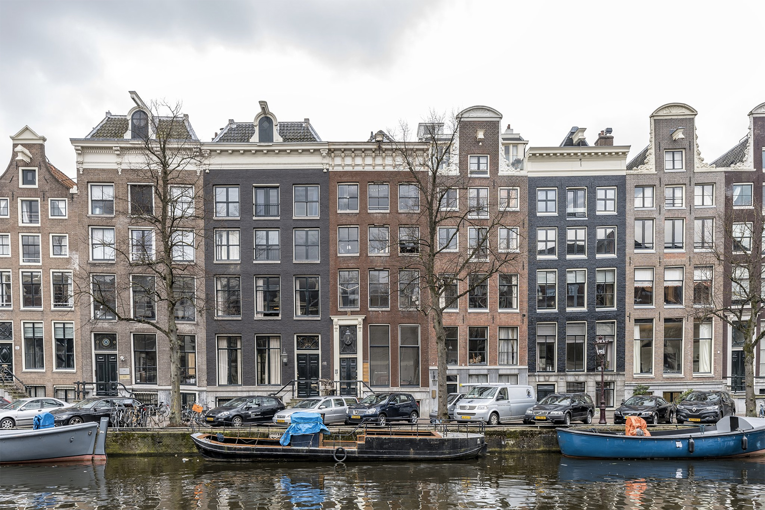Property of the week: an Amsterdam canal house ripe for conversion