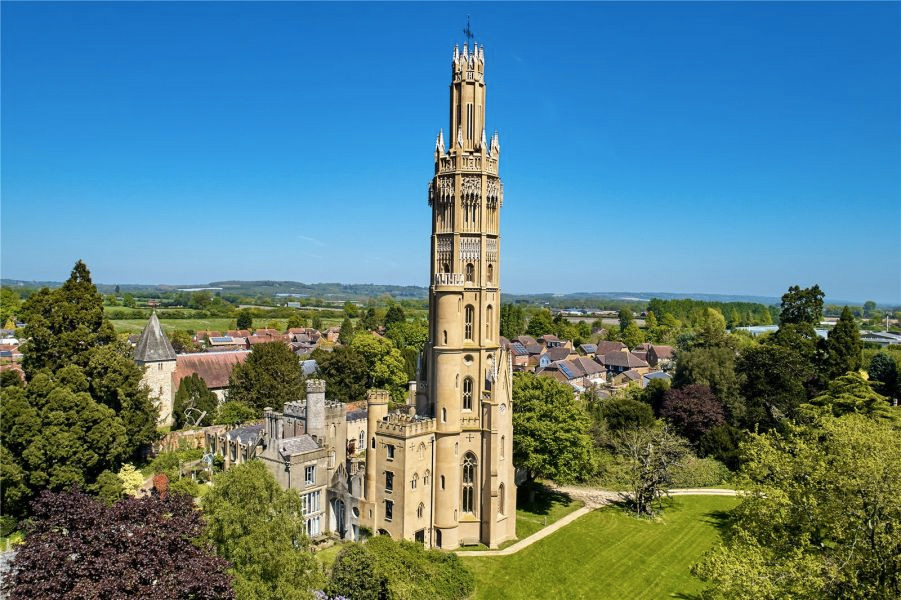 Hadlow Tower for sale in Kent