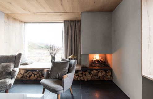 Holiday home of the week: a couple's getaway in the Scottish Highlands