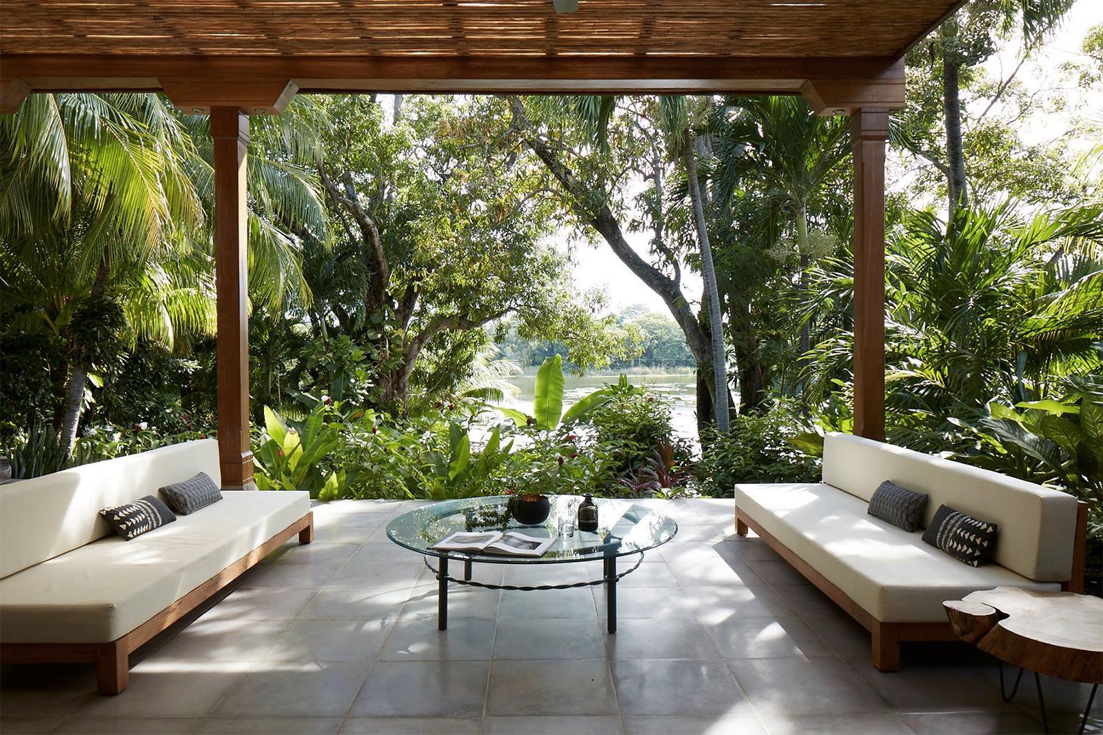 Inside a secluded island hacienda in Nicaragua