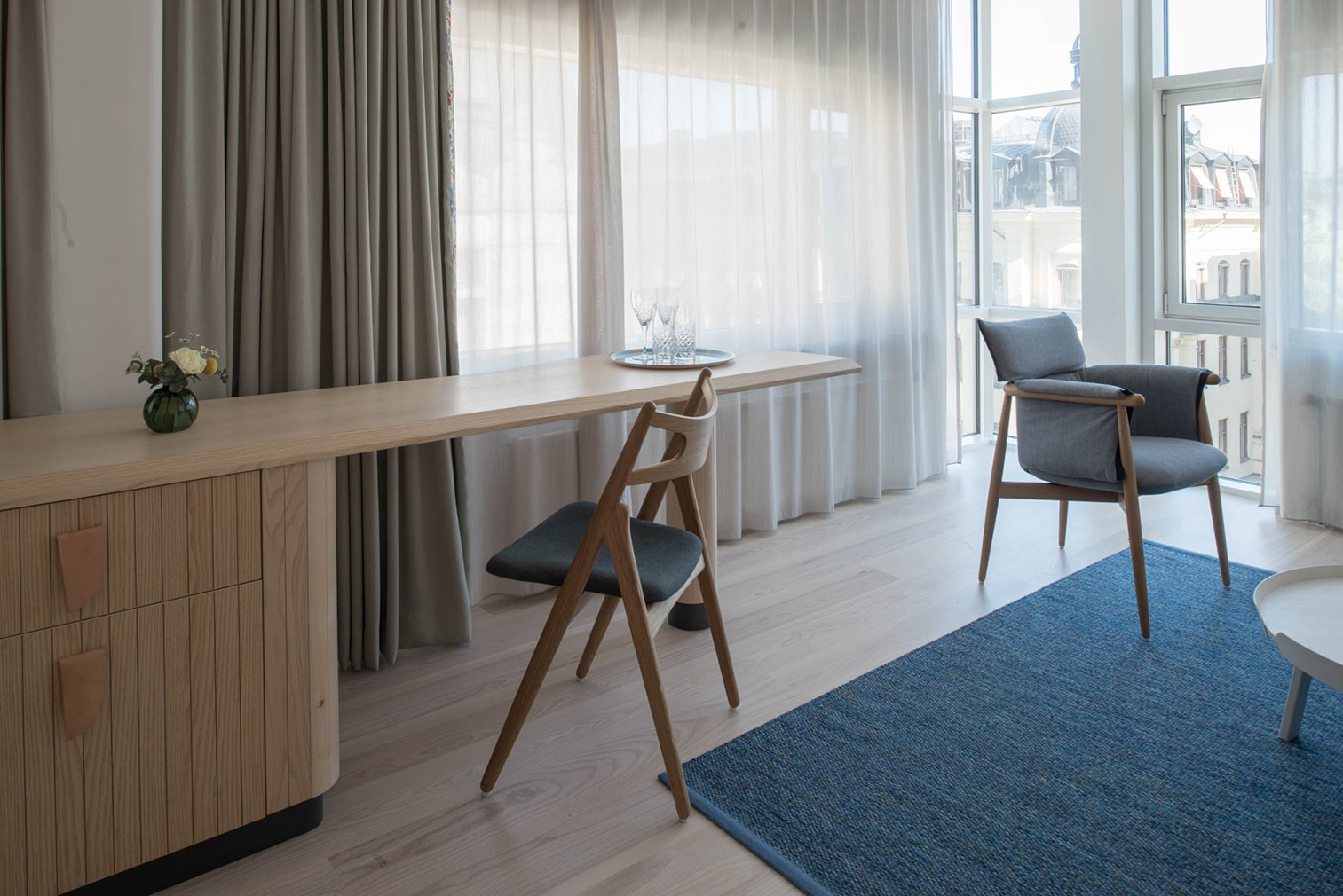All-star cast of Scandi designers relaunch Stockholm's Nordic Light Hotel