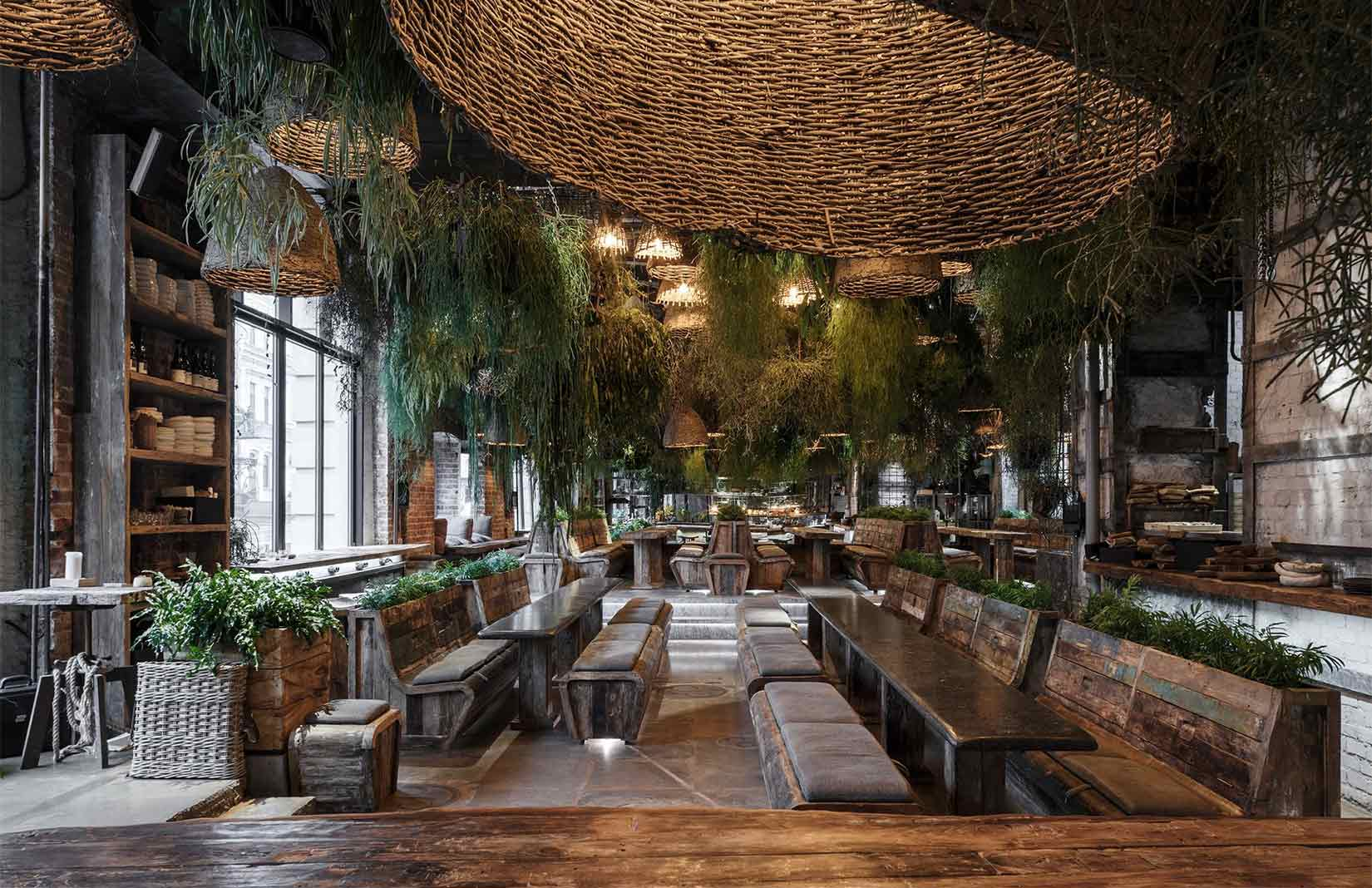 7 Moscow Restaurants With Instagramable Interiors
