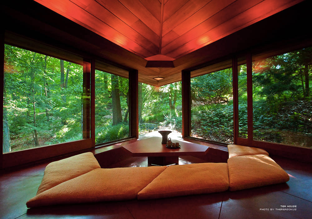 The Palmer House, modernist holiday home for rent