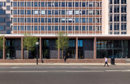London Met Police's former home is reborn as flexible office spaces