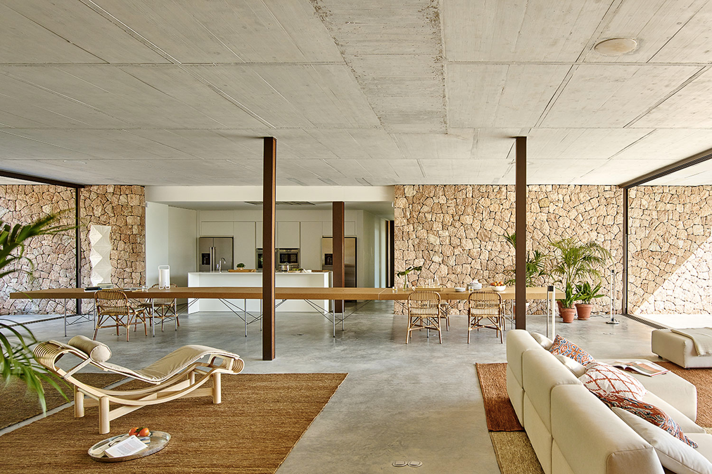 Vista Alegre holiday home for rent in Ibiza