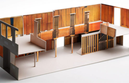 'Lost' tea room by Charles Rennie Mackintosh to be rebuilt at the V&A Dundee