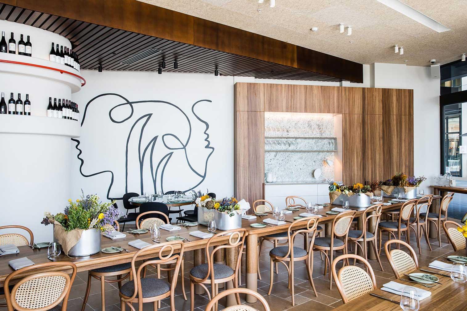 Été restaurant in Sydney