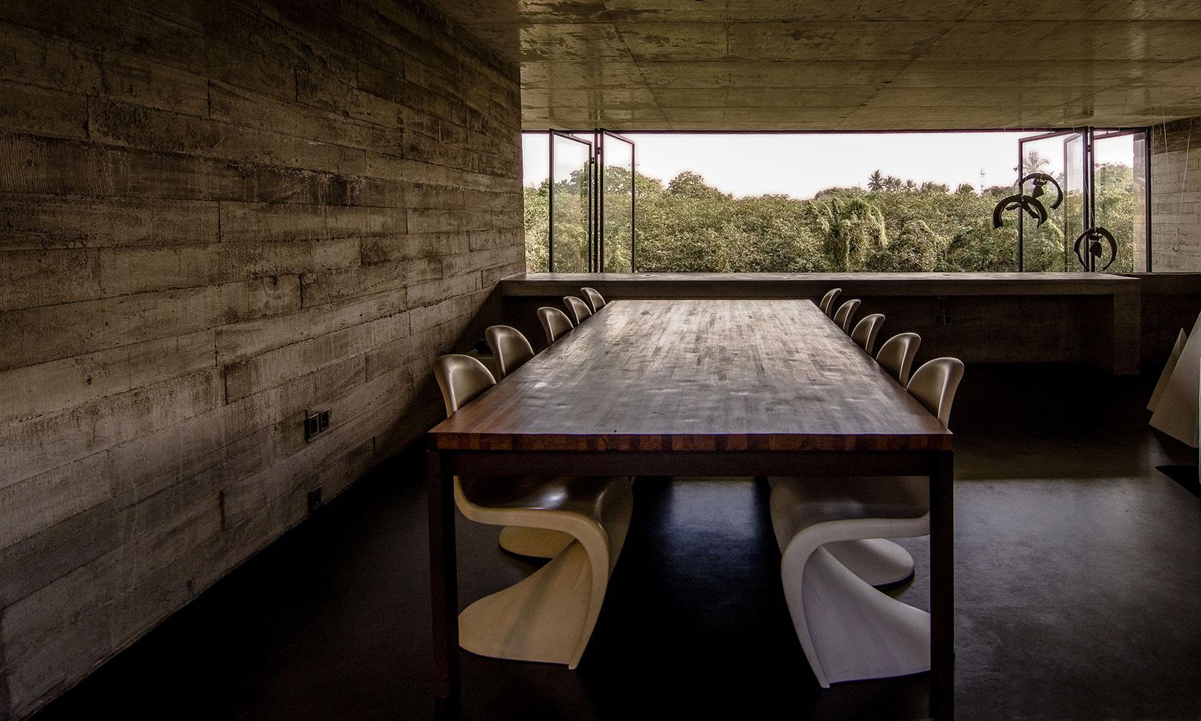 Palinda Kannangara's Studio Dwelling in Rajagiriya, Colombo