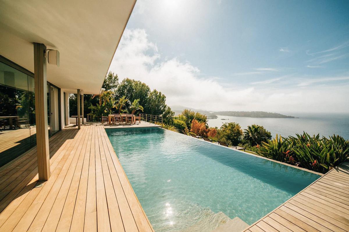 Villa Mirad for rent in Ibiza