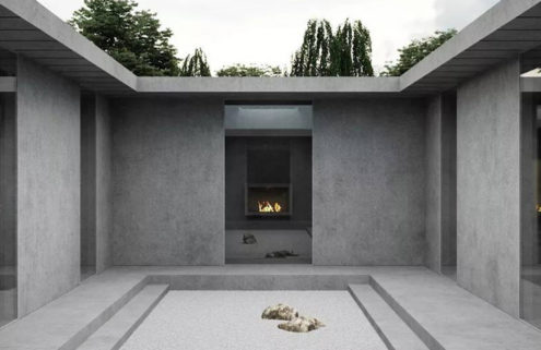 Kanye West's YEEZY Home debuts a social housing project