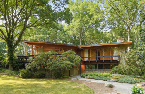 Moby is selling his midcentury New York State home for $1.3m