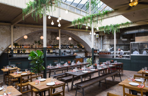 The best London restaurant openings of 2018 for design lovers
