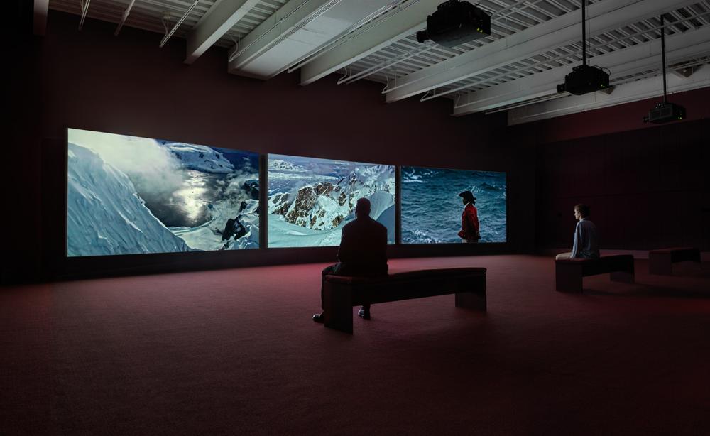 John Akomfrah, 'Vertigo Sea', 2015