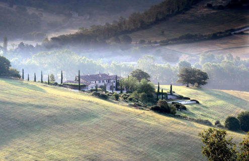 Property of the week: a restored 17th-century fattoria in Umbria, Italy