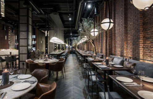 Kiev oyster restaurant Catch takes cues from 1920s New York