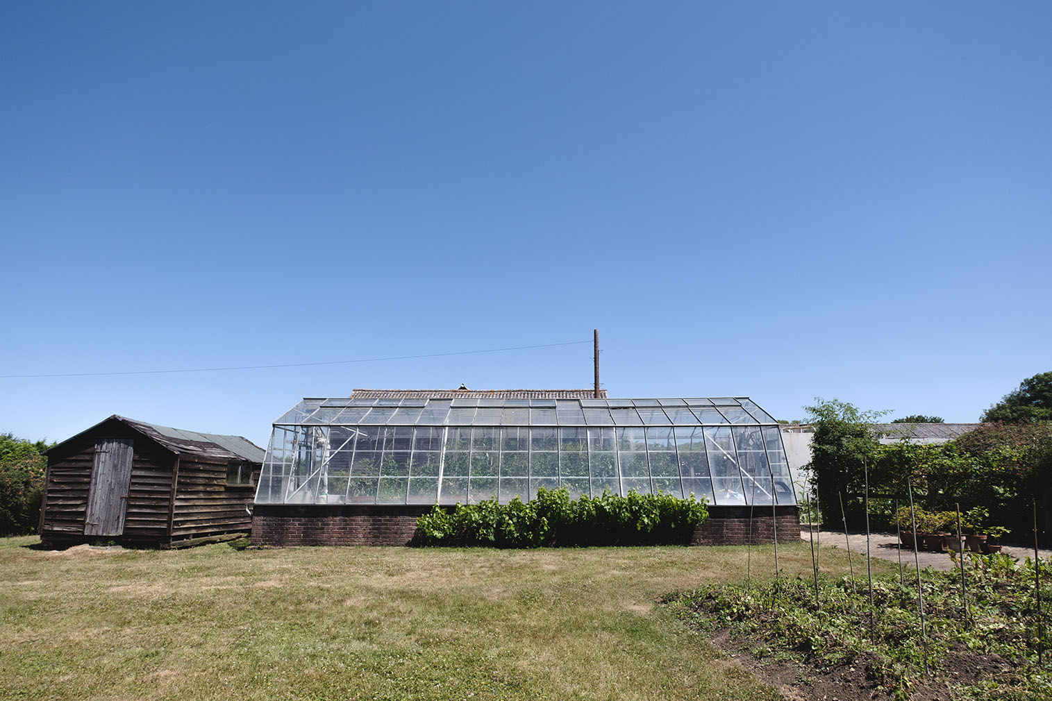 Hertfordshire home with a studio and unconverted barns lists for £1.975m