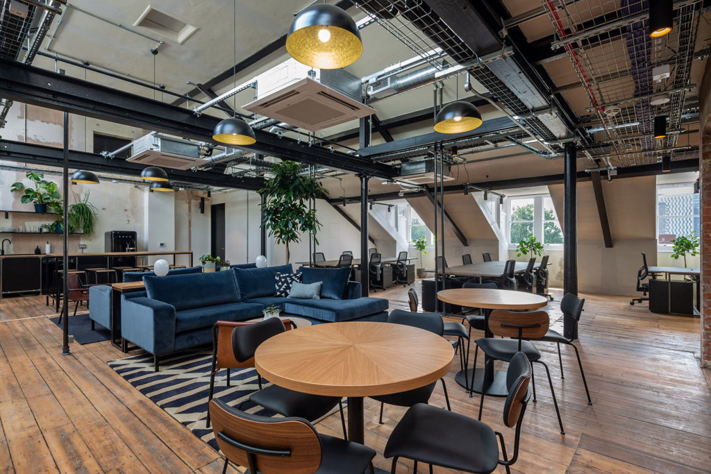 Inside ministry of sound s new coworking space - Interior design industry statistics ...