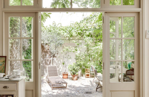 Property of the week: a converted artist's atelier in Paris