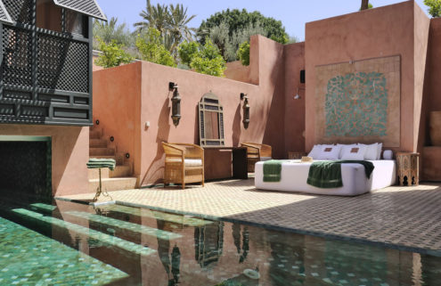 5 spectacular Marrakech riads and villas to rent
