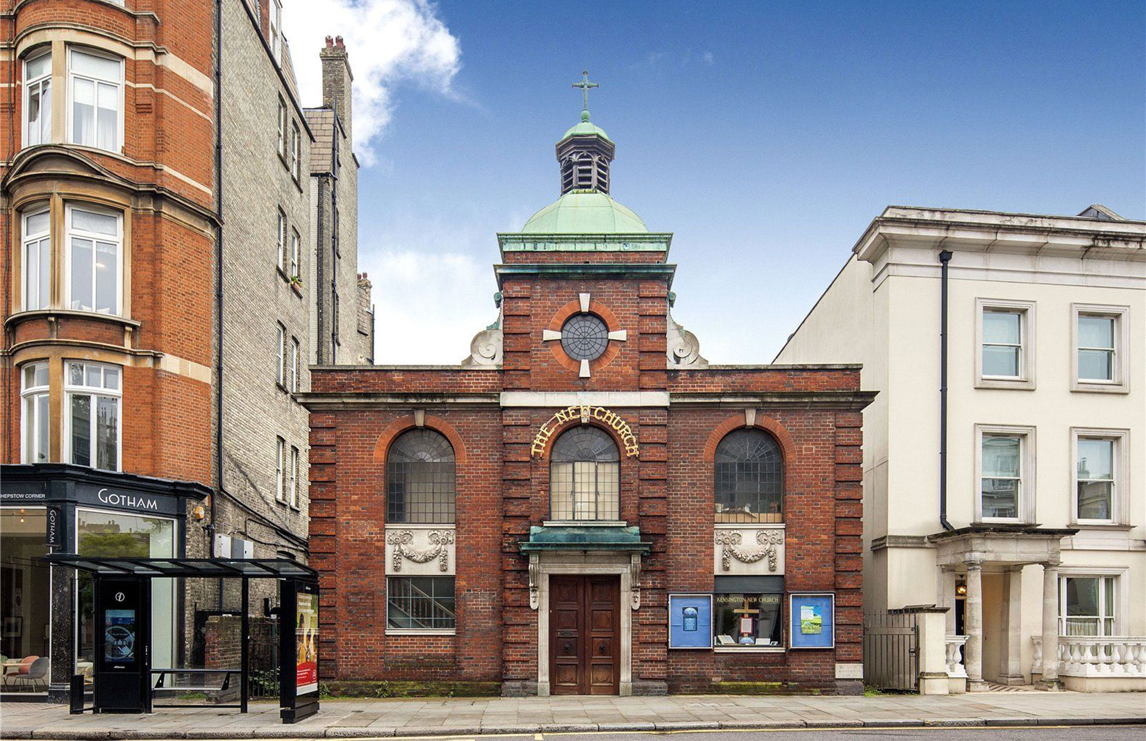 Church for sale in Notting Hill