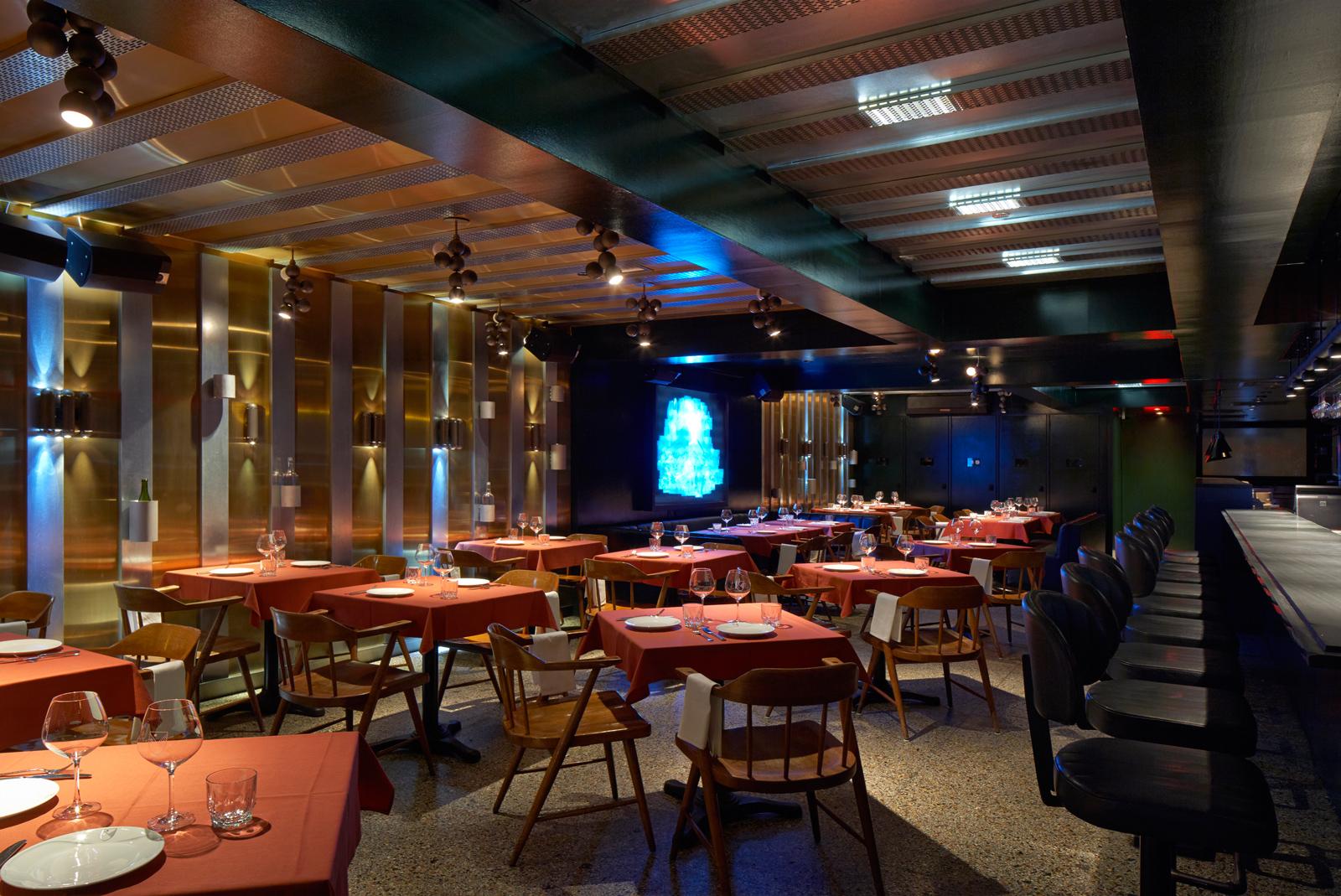 Let Fillet restaurant in Montreal