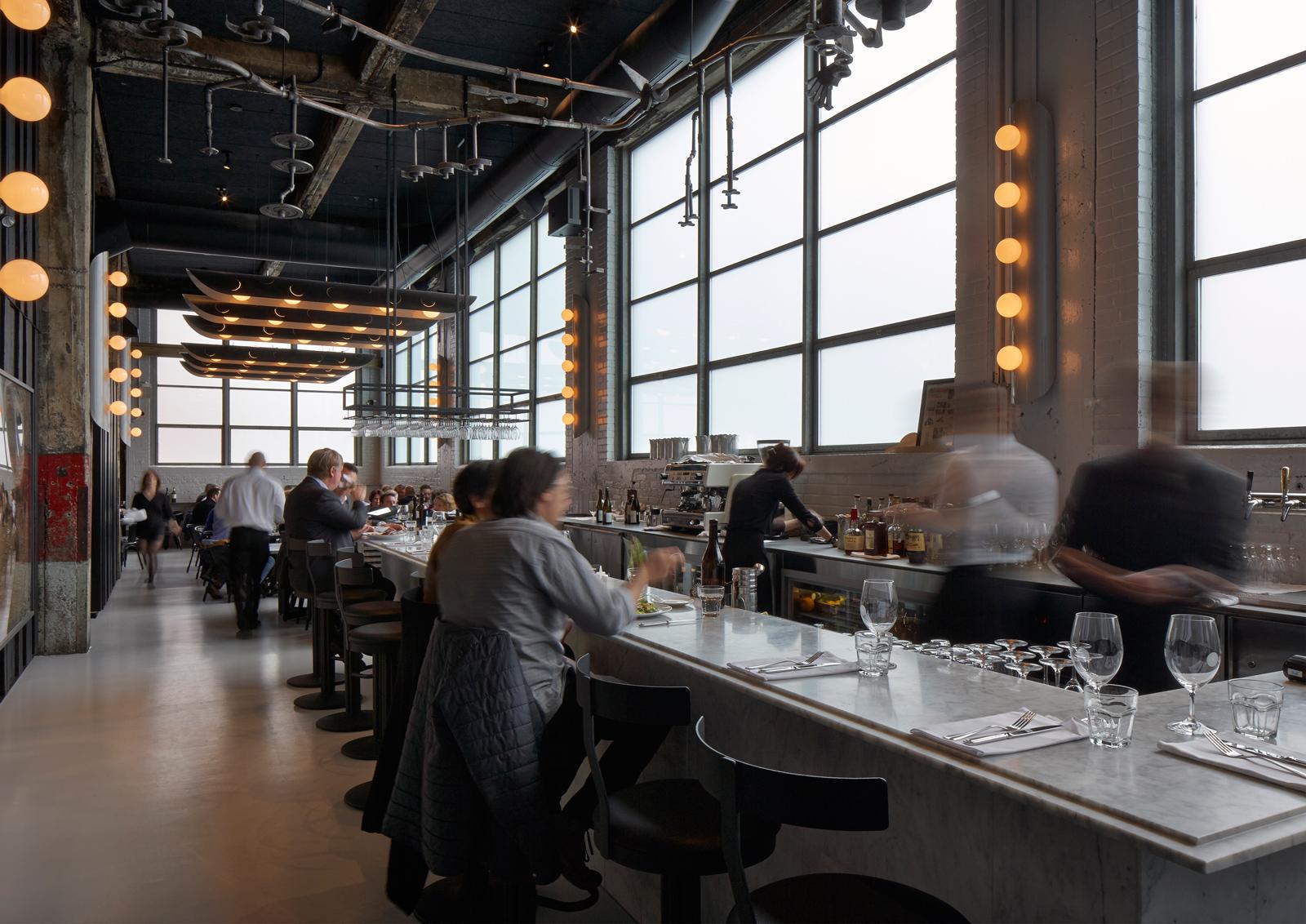 Le Serpent -- Montreal restaurant