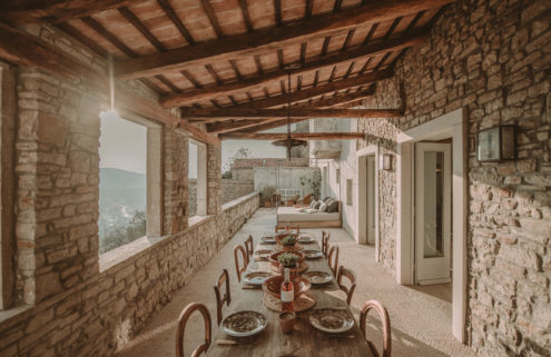 Holiday home of the week: a country retreat on Croatia's Istrian peninsula