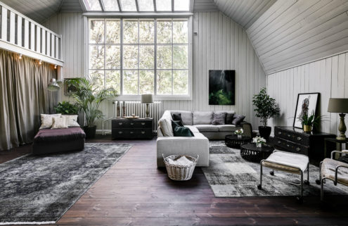 Property of the week: a painter's retreat in Nacka, Sweden