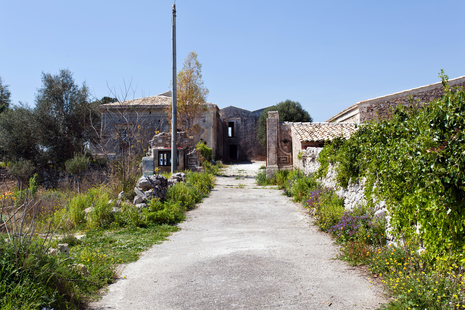 Gorgeous Sicilian estate in need of TLC lists for €850k