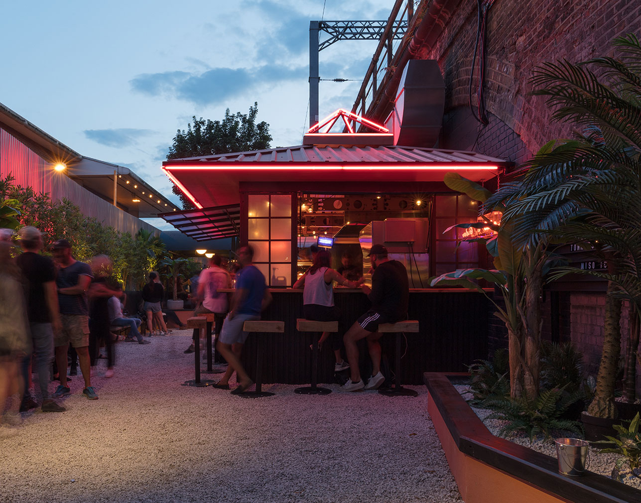 Night Tales bar and restaurant opens in East London railway arches