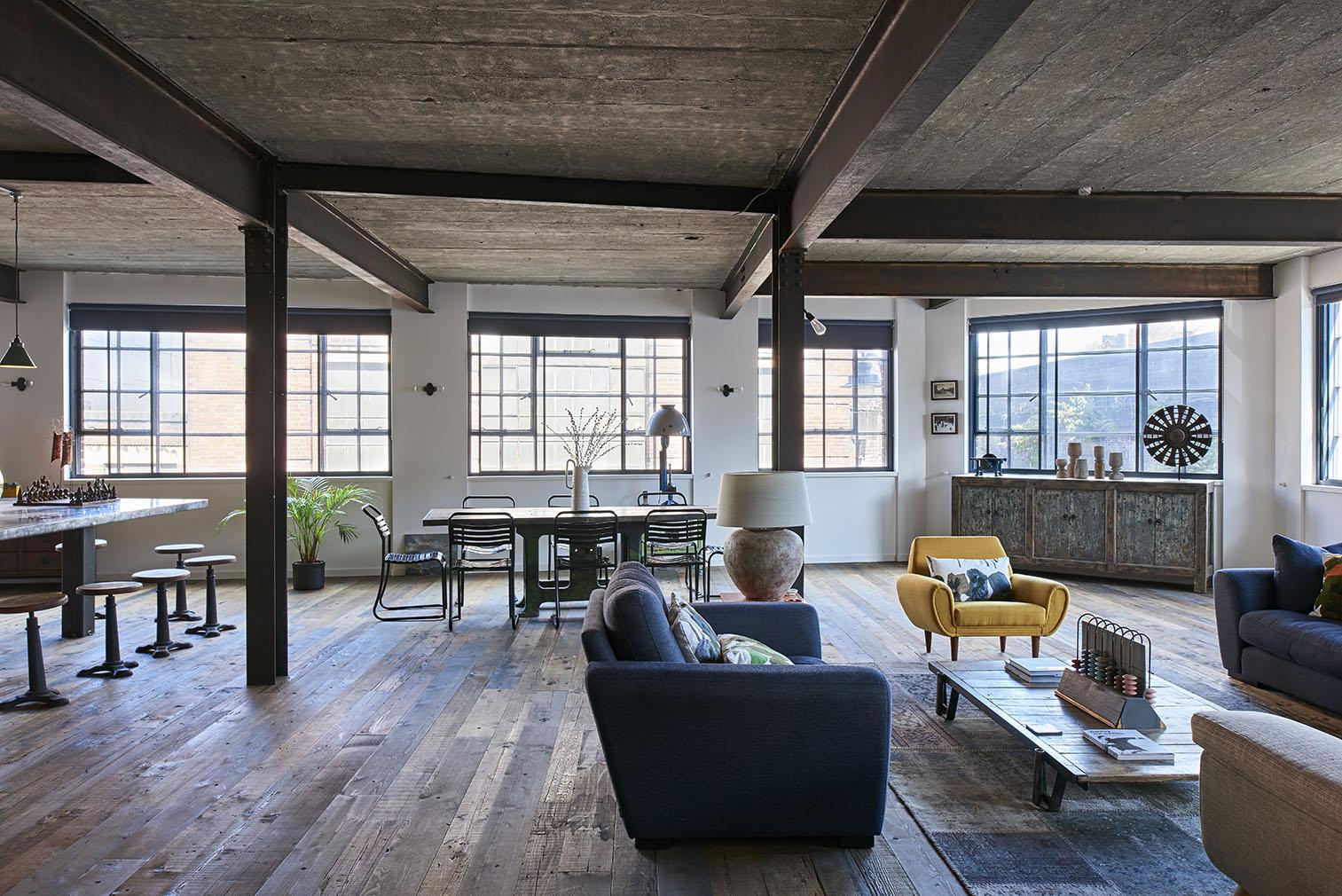 Property Of The Week A Sprawling Loft In Birmingham S