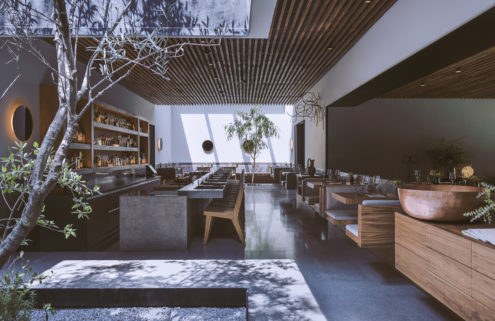 10 Mexico City restaurants for design buffs