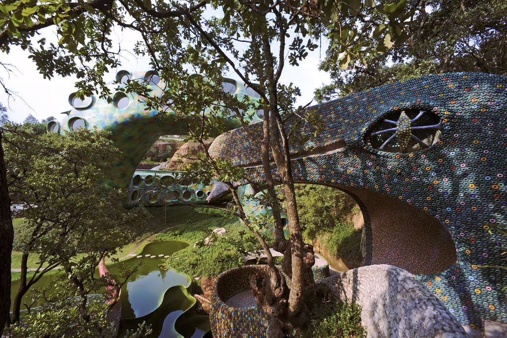 Quetzalcoatl's nest - holiday home for rent in Mexico via Airbnb