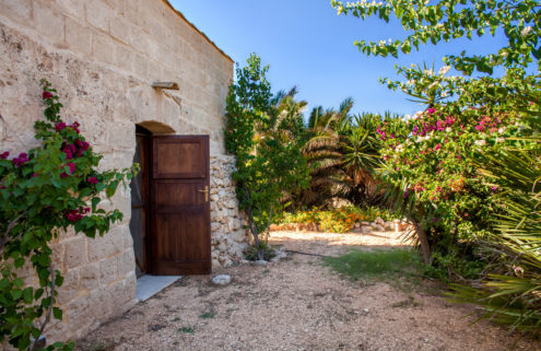 Restored masseria on Favignana island lists for €1.6m