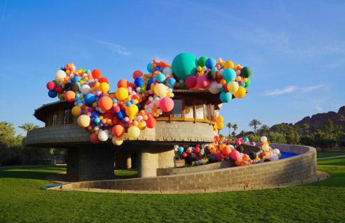 Twisting Frank Lloyd Wright home in Phoenix lists for $12.9m