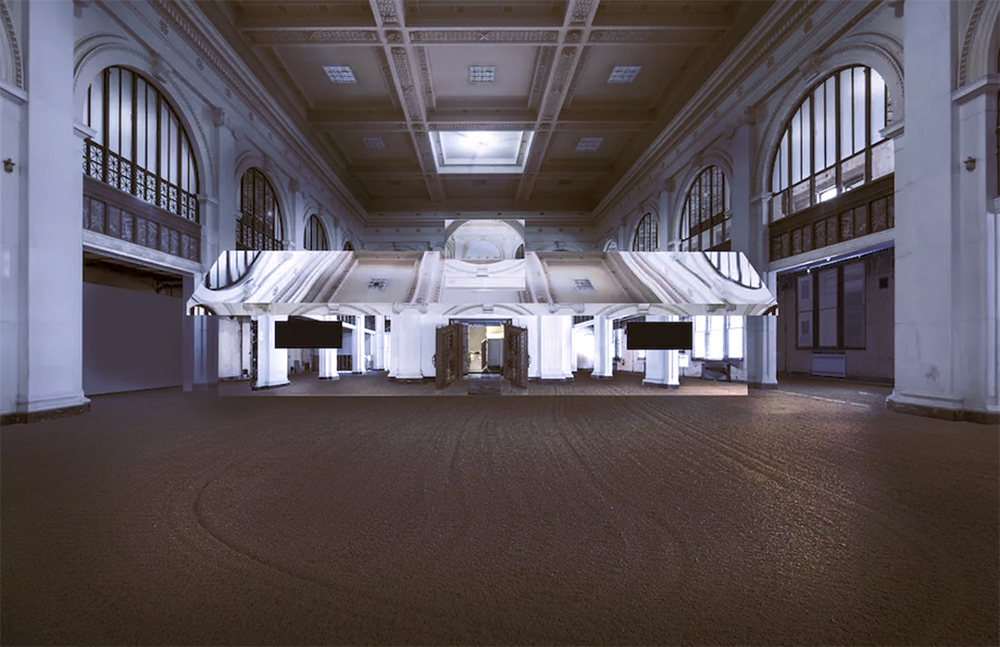 Doug Aitken, Mirage Detroit, 2018; Courtesy of the Artist; Image by Doug Aitken Workshop