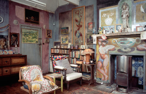 The Bloomsbury Group's storied Charleston house expands