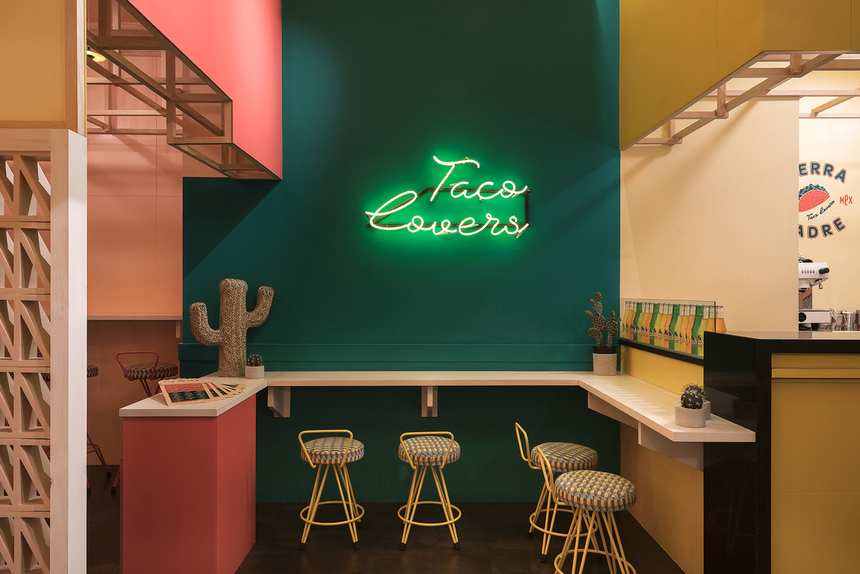 Sierra Madre taqueria brings a feast of colour to Vigo