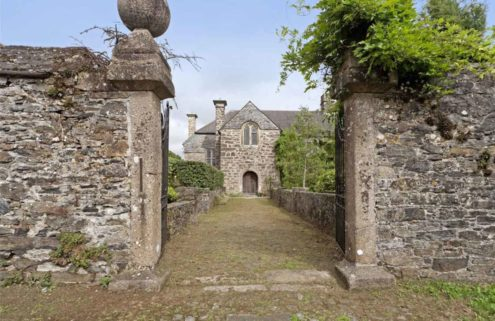 Explorer Sir Walter Raleigh's family manor in Dartmoor lists for £2m