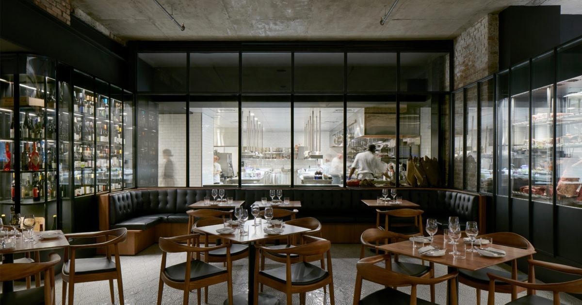Of the best montreal restaurants for design lovers