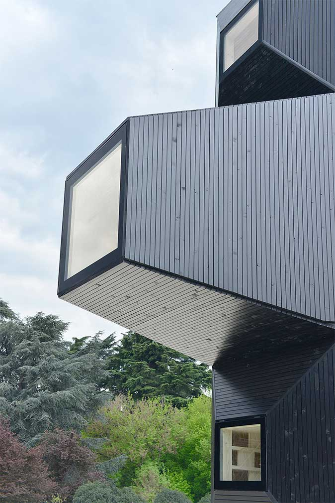 'Living Unit' tiny home is up for auction on eBay