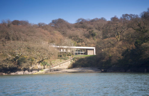 Property of the week: a rocky Cornish home embedded into the hillside