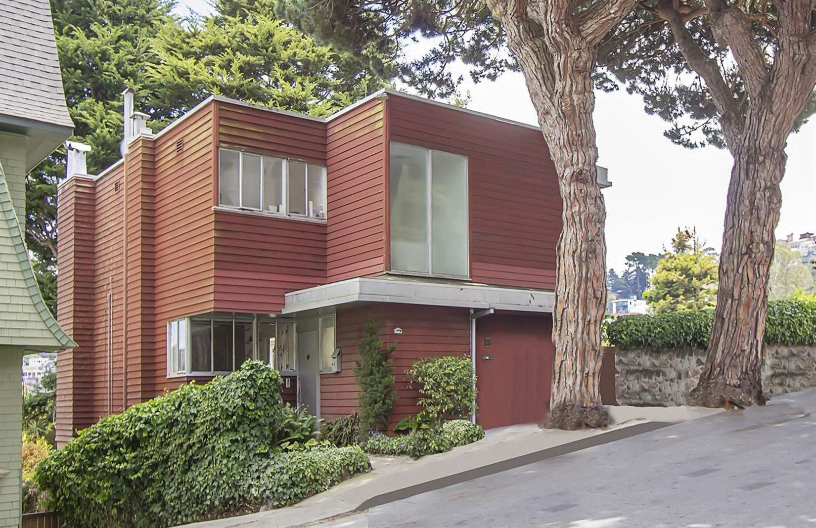 A Richard Neutra house in San Francisco hits the open market for the first time