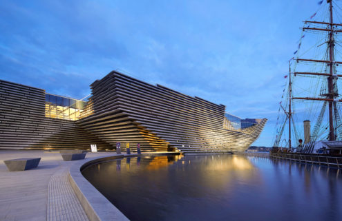 Shipshape: The V&A Dundee is an ode to Scottish craftsmanship