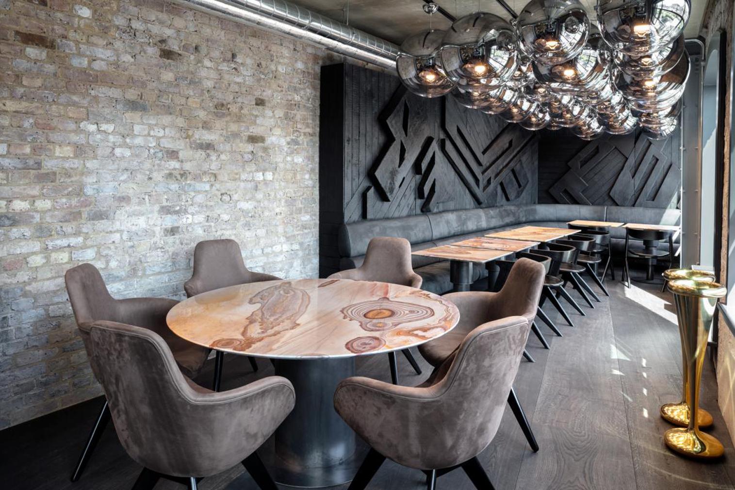 Via Coal Office Restaurant
