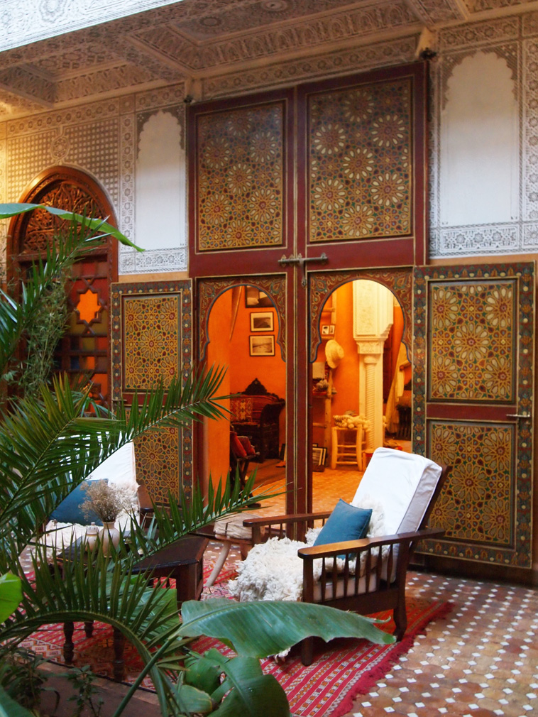 Holiday Home Of The Week A Hidden Riad In Marrakech