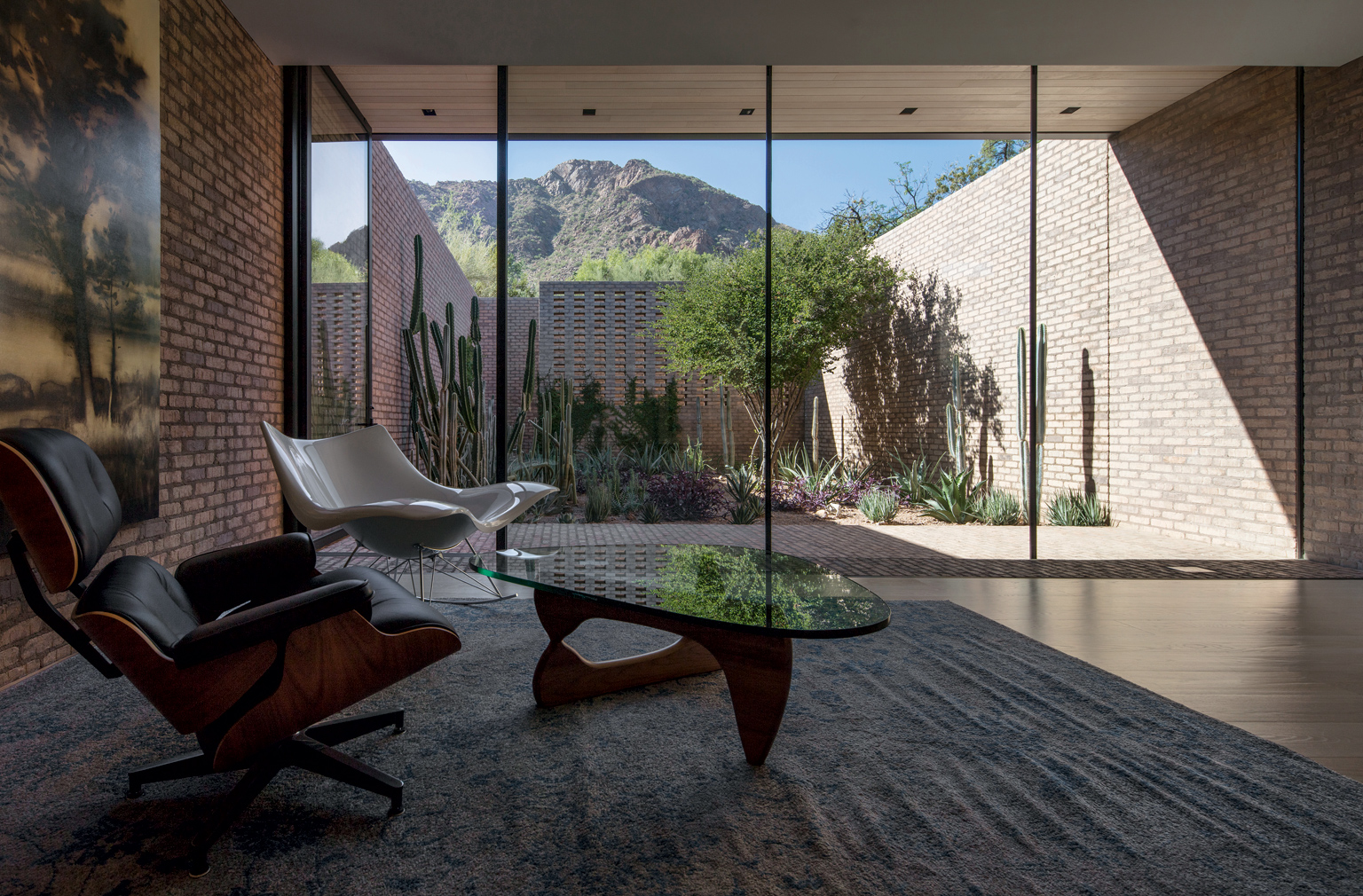 Why the desert is a foil for contemporary architecture
